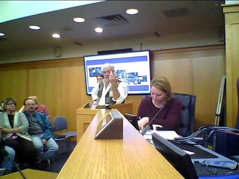 Rt 213 Road Construction Public Info Session Video 2