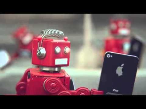 Жизнь роботов iDiot'ов
