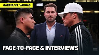 Mikey Garcia & Jessie Vargas Go Face-To-Face Ahead Of February 29 Clash
