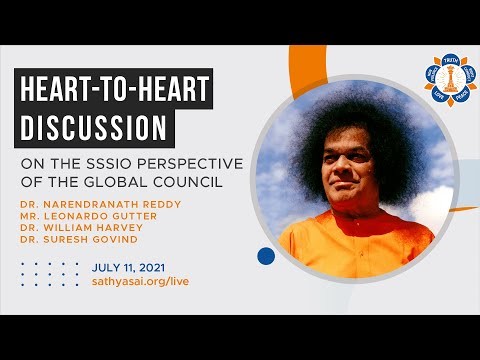 Heart to Heart Discussion of the SSSIO Perspective on the Global Council