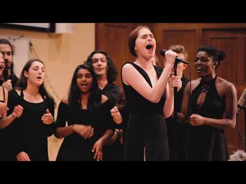 THUNK A Cappella - She Used To Be Mine (Sara Bareilles)