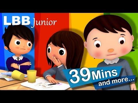 Emotions And Feelings | And Lots More Original Songs | From LBB Junior!