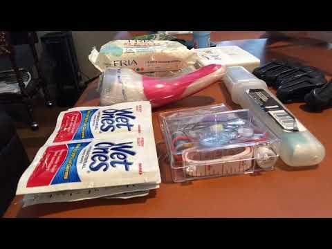 Israel Packing   Various Bags