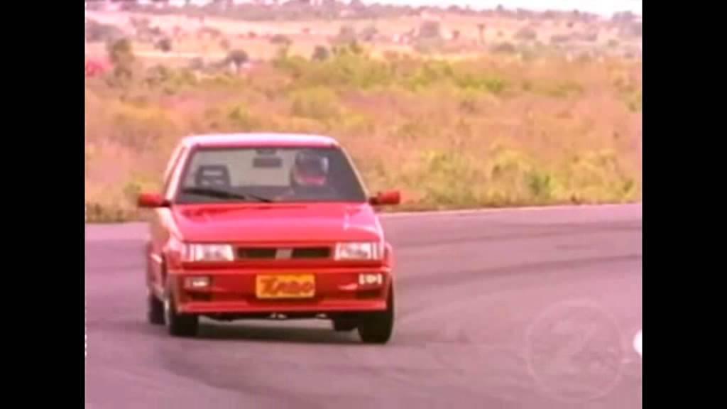 Propaganda Fiat Uno Turbo I.e 1994