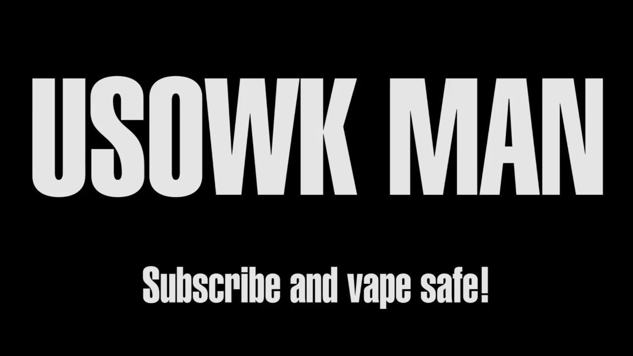 Smok Stick V8 blinking 4 times Solved - Beginners Guide Vlog by Usowk Man