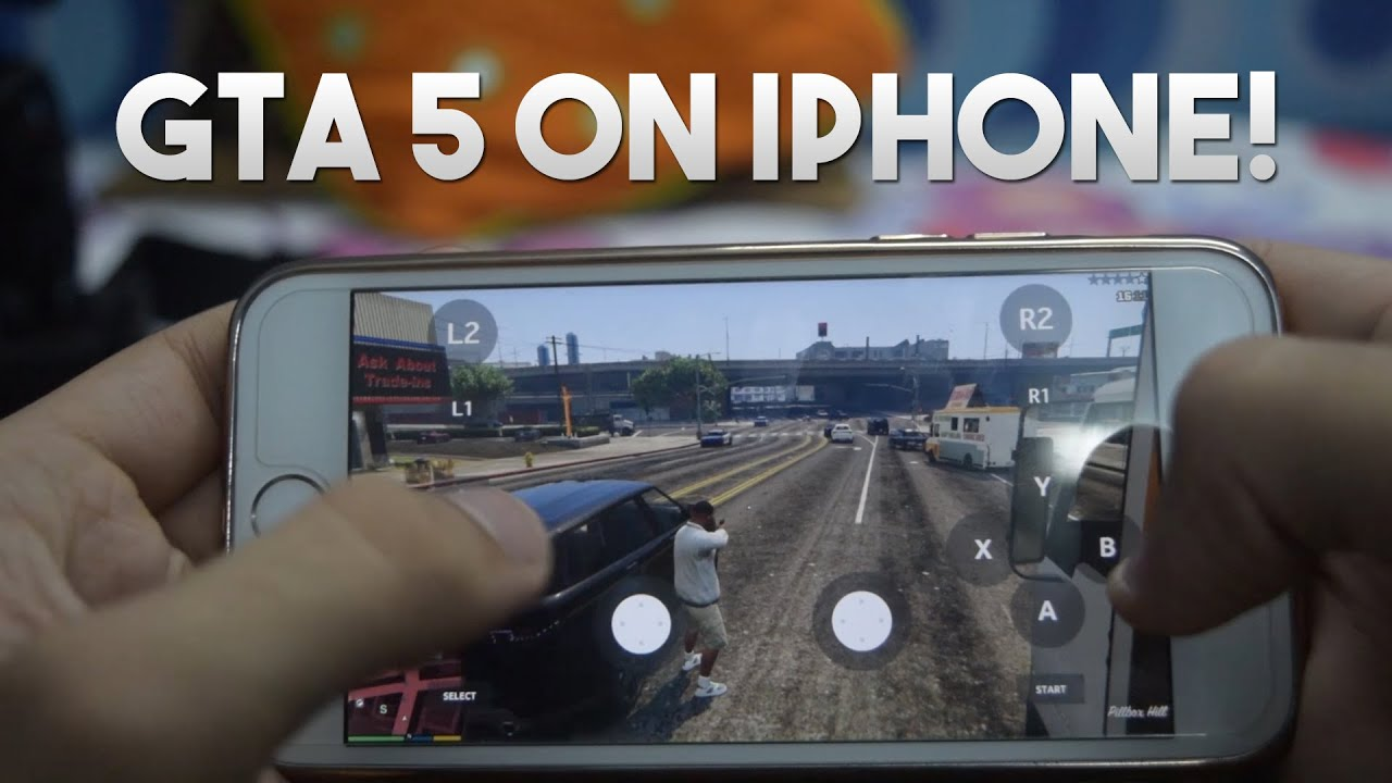 gta 5 free download iphone 5