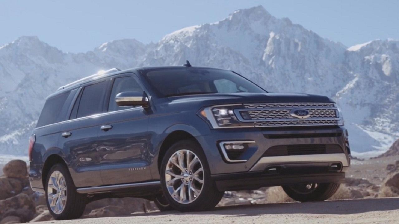 2018 ford expedition platinum road test exterior and - 2017 ford expedition platinum interior ...