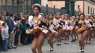 traditional latin carnival, caporal 2019