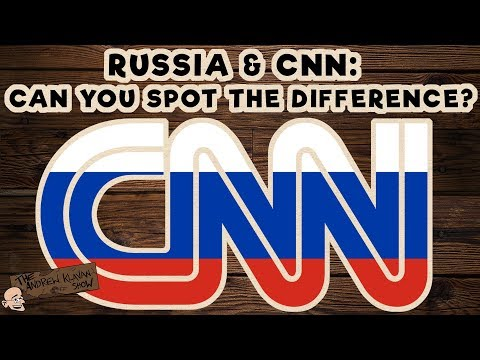 Russia & CNN: Can you Spot the Diff?   The Andrew Klavan Show Ep. 465