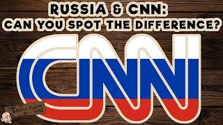 Russia & CNN: Can you Spot the Diff? | The Andrew Klavan Show Ep. 465