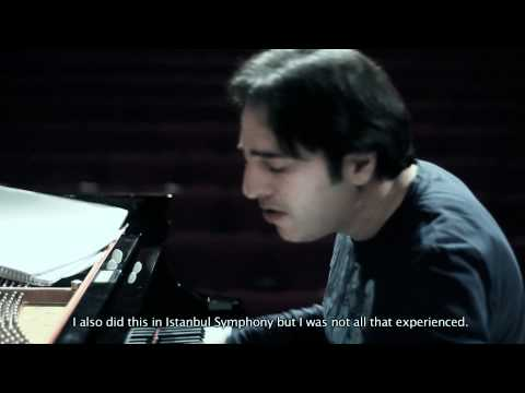 Fazıl Say // Mesopotamia // Symphony No 2 [Documentary]