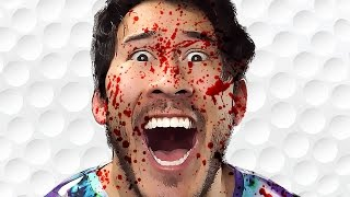 THE DAY MARKIPLIER WENT INSANE | Golf With Fr...