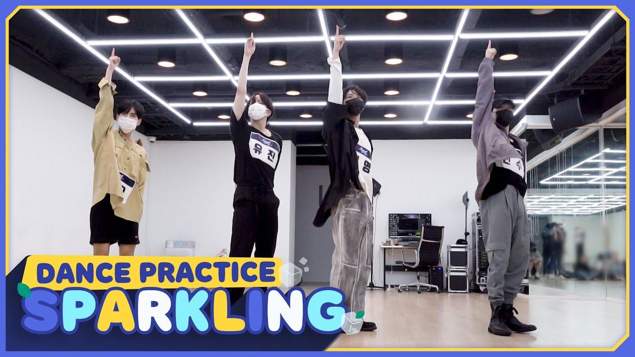 [#이미테이션] Sparkling (스파클링) 'DIAMOND' Dance Practice