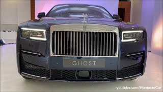 Rolls-Royce Ghost 2020- ₹7 crore   Real-life review