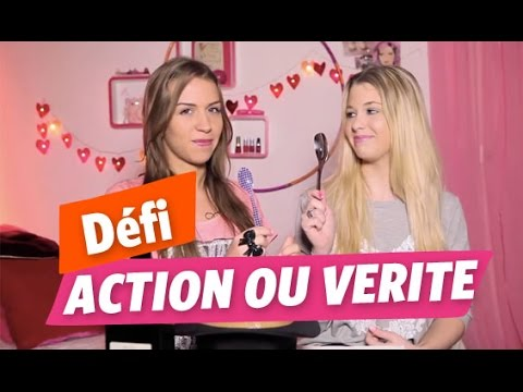 ✿ Défi dEmmy et Marie ✿ Action Chiche ou Vérité ?