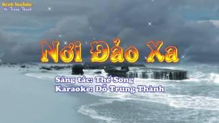 Nơi đảo xa Karaoke (Sáng tác: Thế Song)