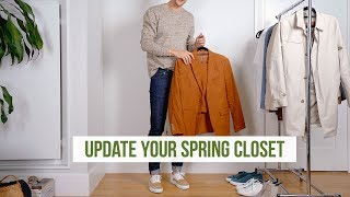 How to Look Stylish this Spring | New Pieces to Add to Your Wardrobe | Men's Fashion