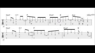 【ソロギター/TAB譜】歌舞伎町の女王 椎名林檎 アコギ カバー カポ=2 ...