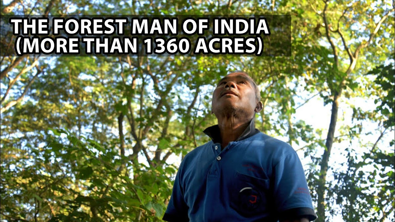 The Forest Man of India - Jadav payeng | Unseen facts in India | UFI | Facts |
