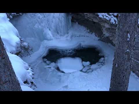 Johnstone Canyon Ice Walk