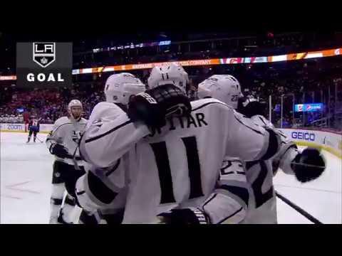 Anze Kopitar goal. Los Angeles Kings vs Colorado Avalanche 3/22/2018