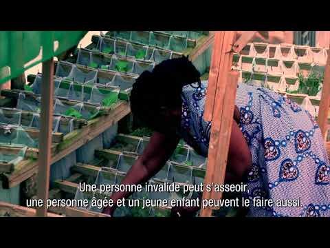 2018 Women Stop Hunger Awards - Umgibe Farming Organics & Training Institute