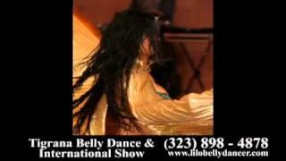 Lilo  Belly Dance Show Pics.