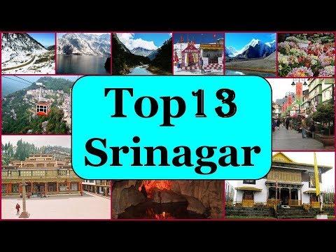 Srinagar Tourism | Famous 13 Places to Visit in Srinagar Tour