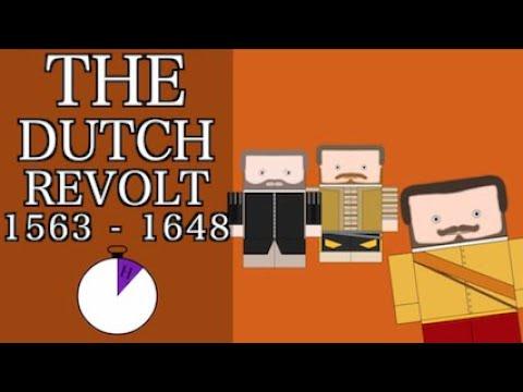 Ten Minute History - The Dutch Revolt (Short Documentary)