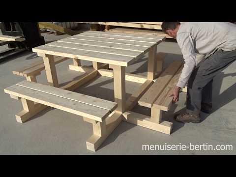 Aménagements extérieurs bois | Menuiserie Bertin