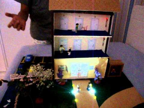 Circuito Electrico Simple De Una Casa : Circuito eléctrico 6º primaria youtube