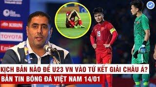 VN Sports 14/1 | HLV U23 Jordan: Chúng tôi đã có thể ghi 5 bàn vào lưới VN, CĐV Thái hả hê vì VN hòa