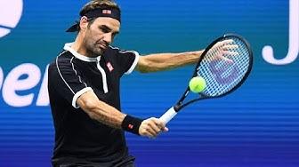 Roger Federer vs Sumit Nagal | US Open 2019 R1 Highlights
