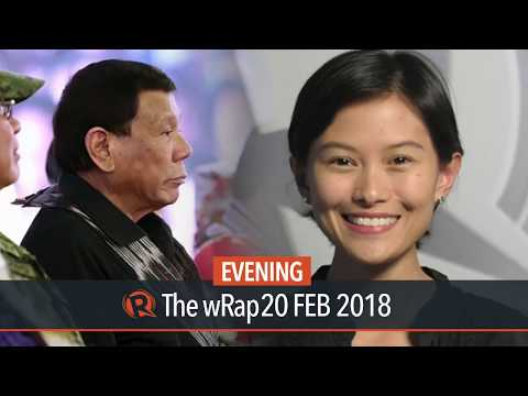 Duterte himself banned Rappler reporter from Malacañang coverage