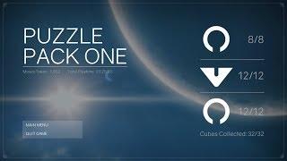 Q.U.B.E. 2: Lost Orbit DLC (100% Collectibles Playthrough/Guide)