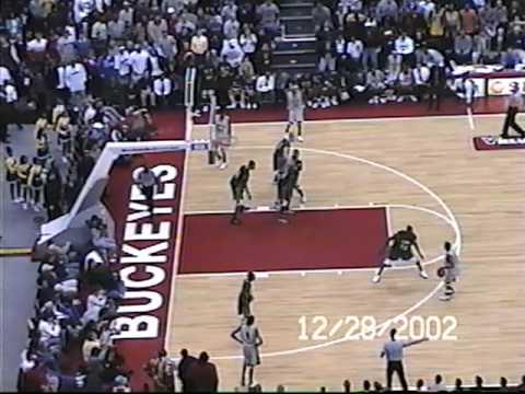 LeBron James High School Basketball Akron St. Vincent St. Mary vs Columbus Brookhaven Part Nine