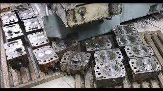 Repair Cylinder Heads (truck)Ukraine
