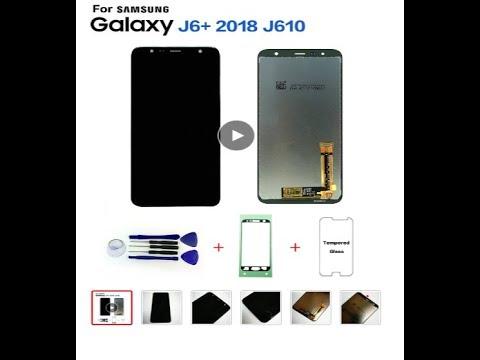 Модуль экран для  Samsung Galaxy J6 + J610 SM-J610F SM-J610FN с AliExpress