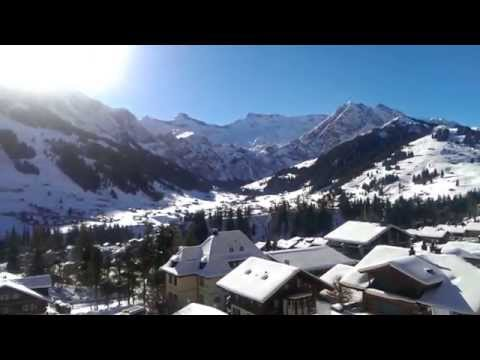Gorgeous Room View - The Cambrian Hotel, Adelboden/Switzerland