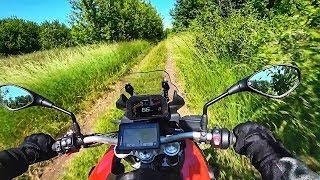 Уехал в деревню на новом BMW F850GS | Дальняк на мотоцикле Часть 1