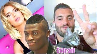 Loïc (Secret Story): Émilie et M'Baye Niang! Il valide son beau frère? Réponse!