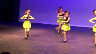 "Ava 2016 CPAA Art Alive ""Tap Dance"""
