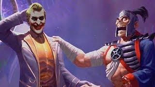 MORTAL KOMBAT 11 Joker Ending MK11