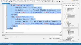 ASP.NET MVC - първи стъпки (screencast)