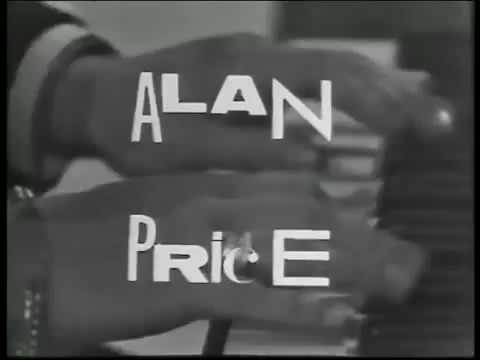 Alan Price  I Put A Spell On You
