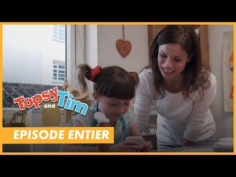 """Download TOPSY & TIM - Episode complet """" Le Gâteau de Vinda"""" de ton dessin animé Piwi +"""