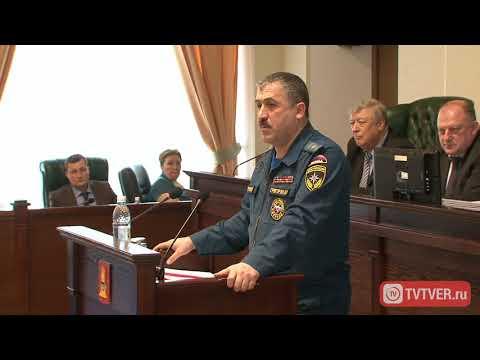 Арсен Григорян о фактах умышленного поджога деревянных зданий в Твери