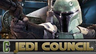 Collider Jedi Council - Boba Fett Movie On Hold?