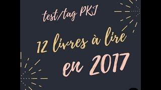 Athéna's hobbies : TAG PKJ : 12 livres à lire en 2017 (en mars) Mp3