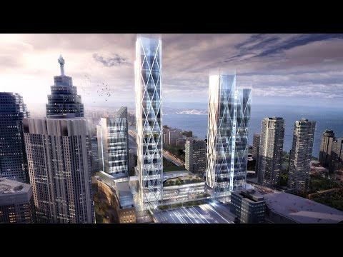 Toronto Tallest Building Projects and Proposals 2016-18